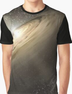 Star System Composite Photo Graphic T-Shirt