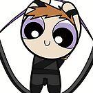 Puff Hawkeye - PPA by irosyan