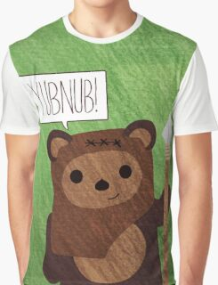 Cute Ewok! YUBNUB!! Graphic T-Shirt