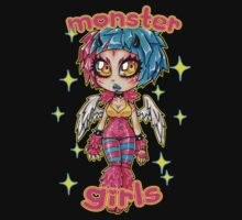 Monster Girls by xxanemia