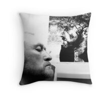 Of the Nature of Things Throw Pillow