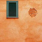 Window in Albenga by jojobob