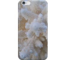 white iPhone Case/Skin