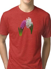Hyacinths In Love Tri-blend T-Shirt
