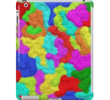 Psychedelic Glitter Pattern  iPad Case/Skin