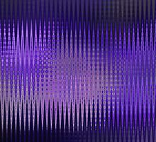 Blue Copper Zag by jojobob