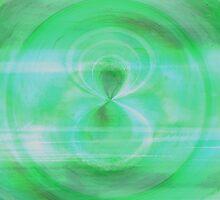 Green Vortex Copper by jojobob