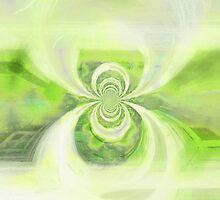 Lime Copper Vortex by jojobob