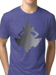 Aegislash used king's shield Tri-blend T-Shirt