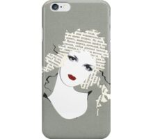 Your words iPhone Case/Skin