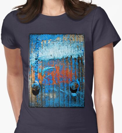 Awash with Colour Womens Fitted T-Shirt