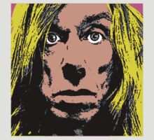 Iggy Pop Art by Chris Patrick Carolan