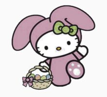 Easter hello kitty by hazzaclothing