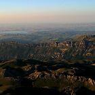 View from Mount Nemrut by Jens Helmstedt