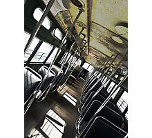 Hardmix Trolley Photographic Print