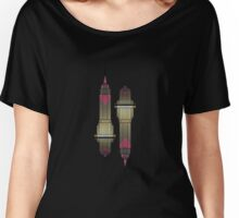 Empire State Building Sleepless in Seattle ... It's a sign. Women's Relaxed Fit T-Shirt