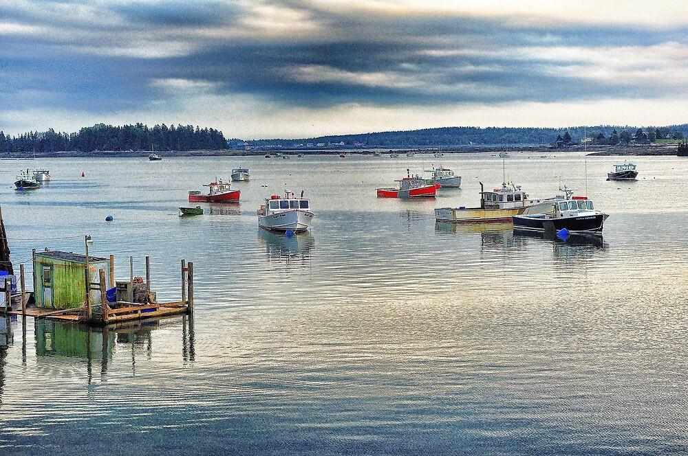 Jonesport, Maine by fauselr