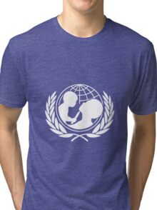 Universal Unbranding - Child Soldier Tri-blend T-Shirt