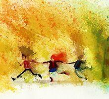Come along, Ponds! by Georginoschka