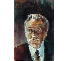 Vincent Price : Tales From The Darkness #2 cover painting Photographic Print