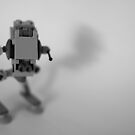 Desktop Walker by steelydan