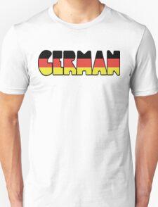 German T-Shirt