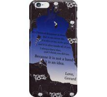 Love, Gerard iPhone Case/Skin