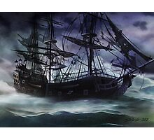 Black Pearl  - Troubles Again Photographic Print
