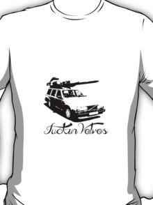 The Volvo 240 Tank T-Shirt