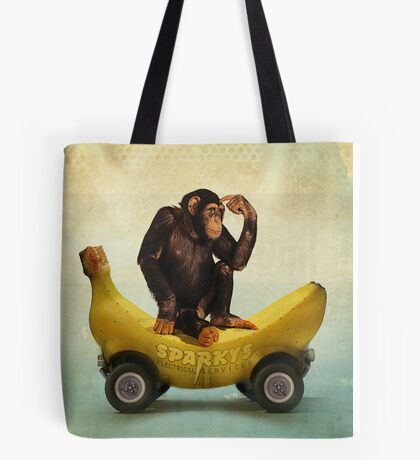 Sparky's Electrical Services Tote Bag