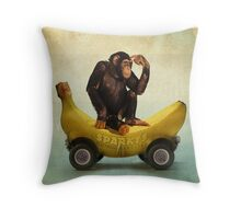 Sparky's Electrical Services Throw Pillow