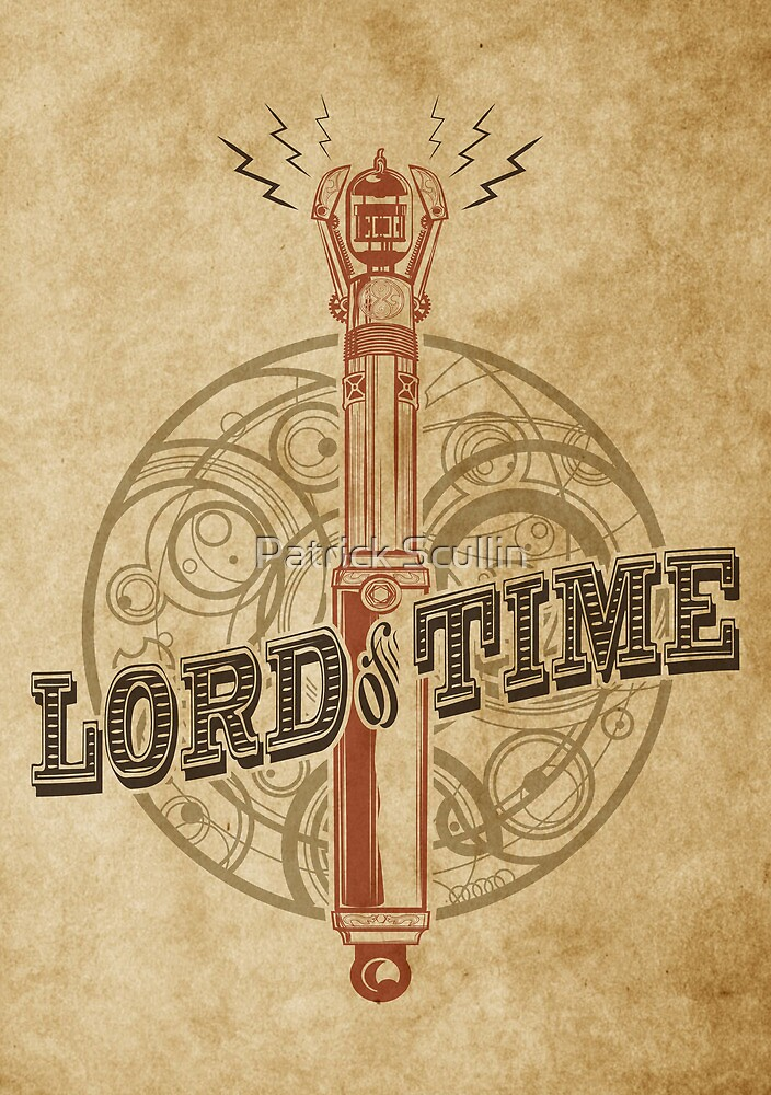 Steampunk Sonic Screwdriver by Patrick Scullin