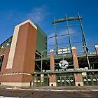 Lambeau Field Green Bay Wisconsin by pictureguy