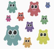 Colourful Bear Kids Clothes