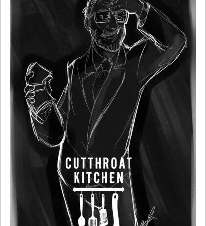 Alton Cutthroat Chalk Sticker