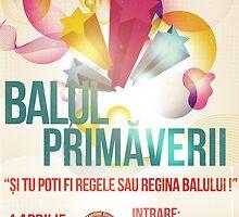 Balul Primaverii by calindotgabriel