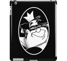 God Save the Queen of Hearts iPad Case/Skin
