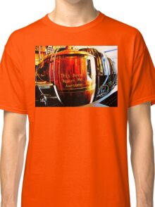 This Beer Makes Me Awesome Classic T-Shirt