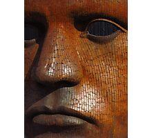 The Iron Mask Photographic Print