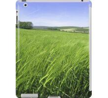 Fields of Green iPad Case/Skin