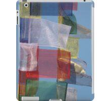 Prayer Flags iPad Case/Skin