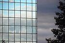 Reflecting Sky by John Schneider