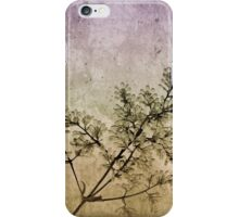 Vintage Grunge Flowers iPhone iPod Case iPhone Case/Skin