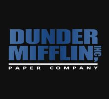Dunder Mifflin by Chris Rozell