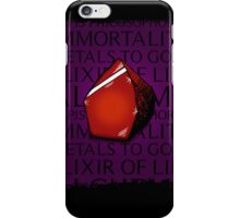 Lapis Philosophum iPhone Case/Skin