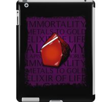 Lapis Philosophum iPad Case/Skin
