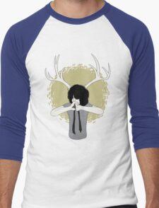 Nasty Prisms, Good Sir Men's Baseball ¾ T-Shirt