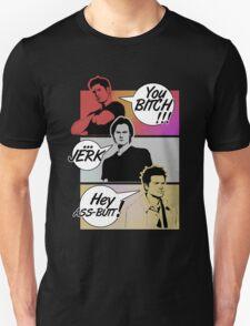 Insults! Unisex T-Shirt