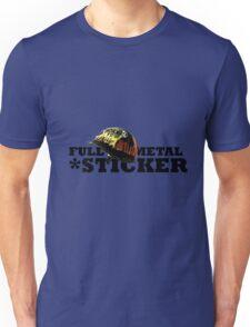 FULL METAL STICKER * Unisex T-Shirt