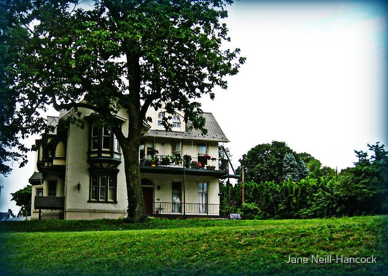 Beautiful House in PA, USA by Jane Neill-Hancock